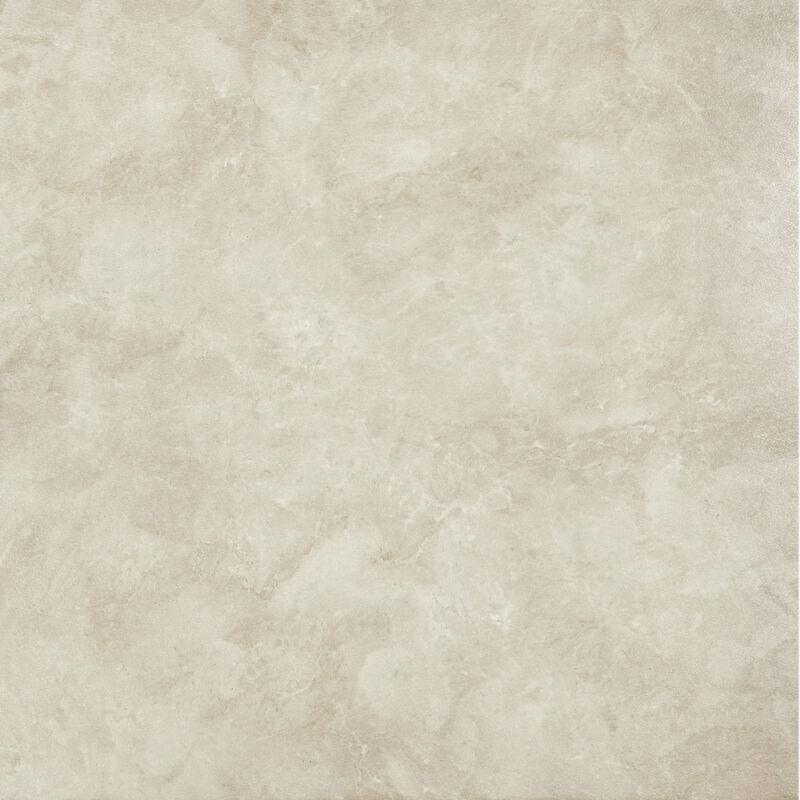 "Carrera Marble Stone Self-Stick Adhesive Vinyl Floor Tiles - 100 Pcs 12"" x 12"""
