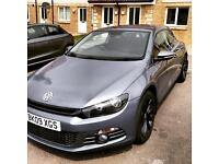 FOR SALE, VW SCIROCCO, LOW MILES