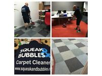 Professional Domestic Carpet Cleaners, Cleaning Carpets in Leeds and Wakefield