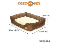 dog bed - giant size - great for 2 dogs or one big dog