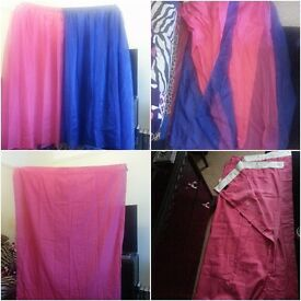 PINK BLUE CUSTOMER MADE CURTAINS LINED BABY GIRL BOY HOME DECOR BLINDS INTERIOR ROOM LOUNGE BEDROOM