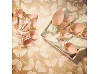 Beautiful Confetti Cones set- Wedding cones set of 12-