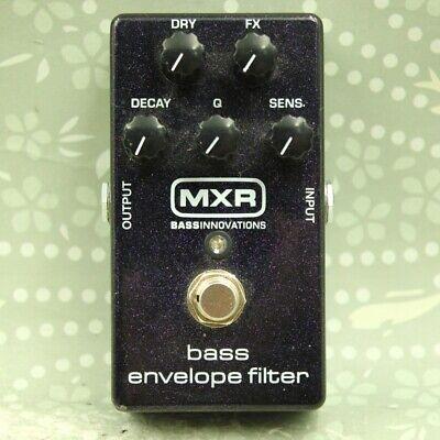 MXR M82 Bass Envelope Filter Guitar effect pedal (AB63M284)
