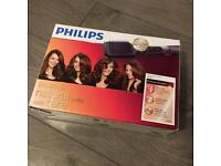 PHILIPS HP8656 PRO CARE AIRSTYLER CURLING BRUSH-DRYER HAIR DRYER STYLER Brand New!