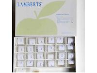 Applied-Kinesiology Lamberts Test Kits