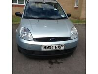 My lovely and sweet Ford Fiesta, in a very good condition