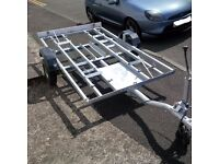 Motorcycle / Quad bike trailer