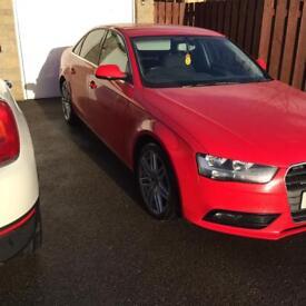 Audi A4 2.0 TFSI (211bhp)