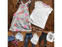 Age 4-5 girls clothing