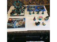 Lego Dimensions starter pack PS4 plus expansion packs