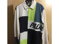 Palace Patchwork Rugby