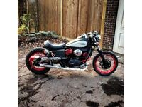 Honda Shadow 125 Bobber