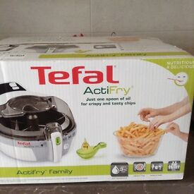 Tefal family actifry.