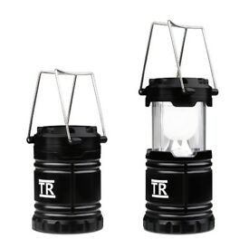 NEW: Camping Lantern, TechRise Ultra Bright Collapsible Camping Outdoor Hiking Fish Light Lantern