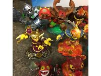 Job Lot Of 18 Skylanders