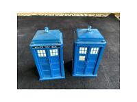 Doctor Who Tardis Banks one left