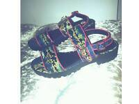River island sandals - size 6