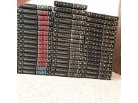 Encyclopædia Britannica books need a new home.