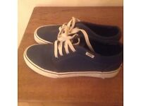 Vans deck pumps
