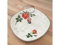 Cake stand / plate