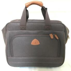 Leather Travel Bag - BRAND NEW