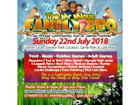 Family Fun & Games Festival