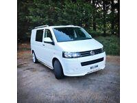 VW T5 Campervan / Motorhome, Volkswagen T30 102 TDI SWB, 2010 Grey White ***NO VAT***