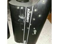 Martin Acrobat Professional DMX lights x 2 working order..
