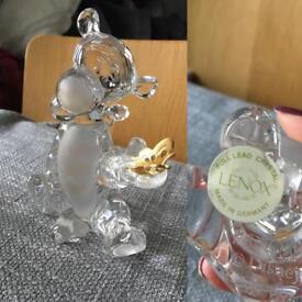 Lenox Crystal Tigger Figurine