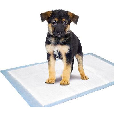 120 Puppy Pads Trainingsmatten Welpentoilette, Welpenunterlage, Hunde WC #