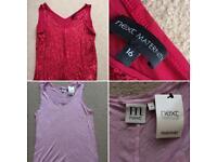Maternity clothes 14- 16- 18 Next M&S George / dress shorts breastfeeding nighty leggings jeans