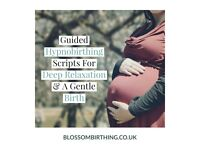 Guided Meditation For A Gentle Birth / Hypnobirthing for Pregnancy £29.00