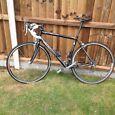 All black specialised bike 56cms frame