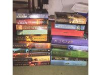 Simon Scarrow Hardback books