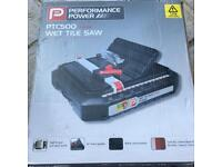 Performance Power Wet Tile Saw