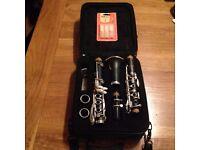 Conservatoire beginners/children's clarinet in light weight case