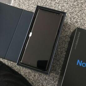 Samsung galaxy Note 8 Brand New