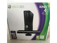 Xbox 360 Kinect 4 gb