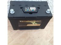 Brand New Technopart Premium Plus Van Battery