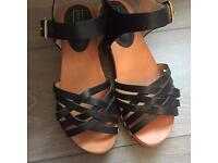 TOPSHOP own Swedish hasbeen style sandal