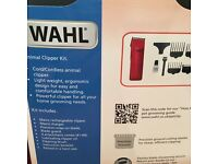 Wahl Pro Series Animal Dog Puppy Clipper Set NEW UNUSED