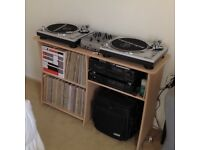 DJ (Desk only) Table, Stand (NEW) by Sound Desk UK
