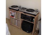 DJ Desk, Table, Stand (new) by Sound Desk UK