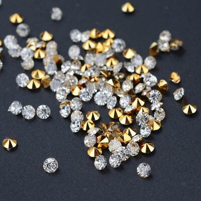 5000pcs crystal diamonds wedding scatter table confetti