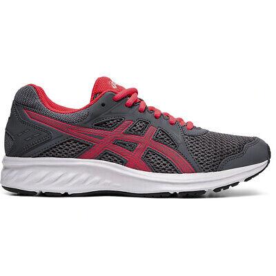 Asics Jolt 2 Womens Ladies Adults Running Fitness Trainer Shoe Grey/Pink