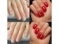 Nails and toes - gel nails