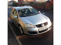 2006/56 Volkswagen Golf 2.0 gt tdi face lift with full service history