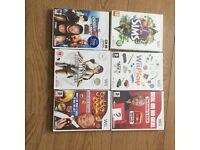 Wii games £15 the lot