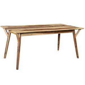 Sheesham Rectangular Dining Table Sale-WO 7711 (BD-2610)