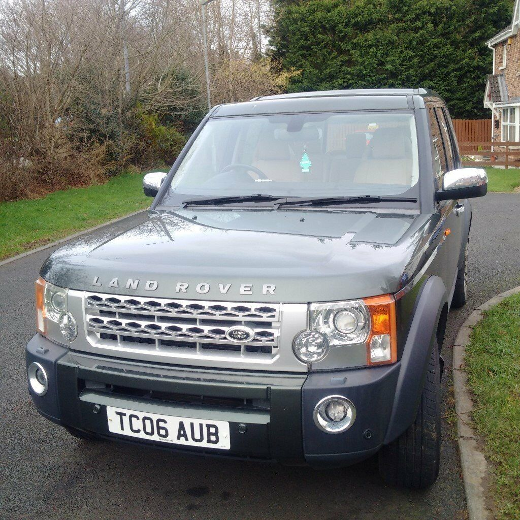 Land Rover Discovery 3 (sell Or Swap For Van)